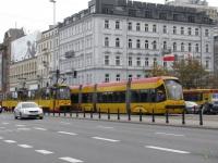 Варшава. PESA 120N №3105, Konstal 105Nf №1430