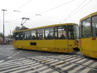 Варшава. Konstal 105N2k/2000 №2100