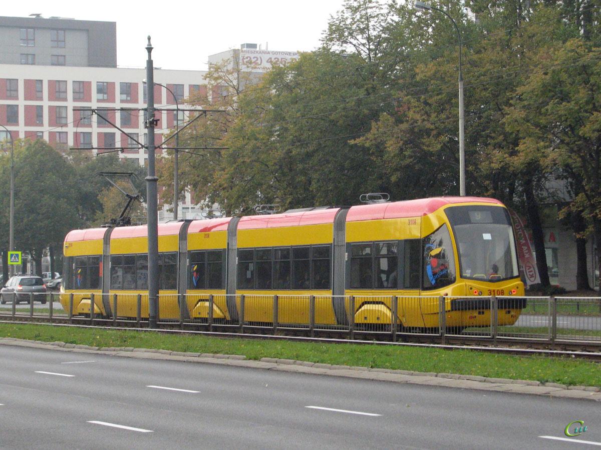 Варшава. PESA 120N №3108