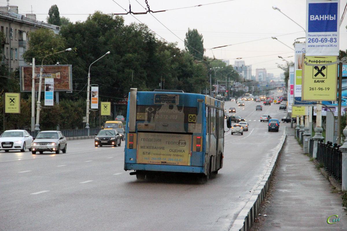 Воронеж. Carrus K204 City ат110