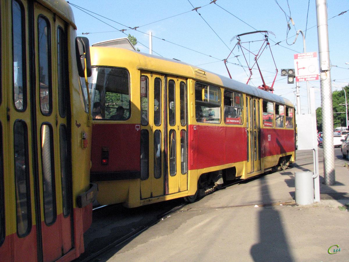 Краснодар. Tatra T3SU №139