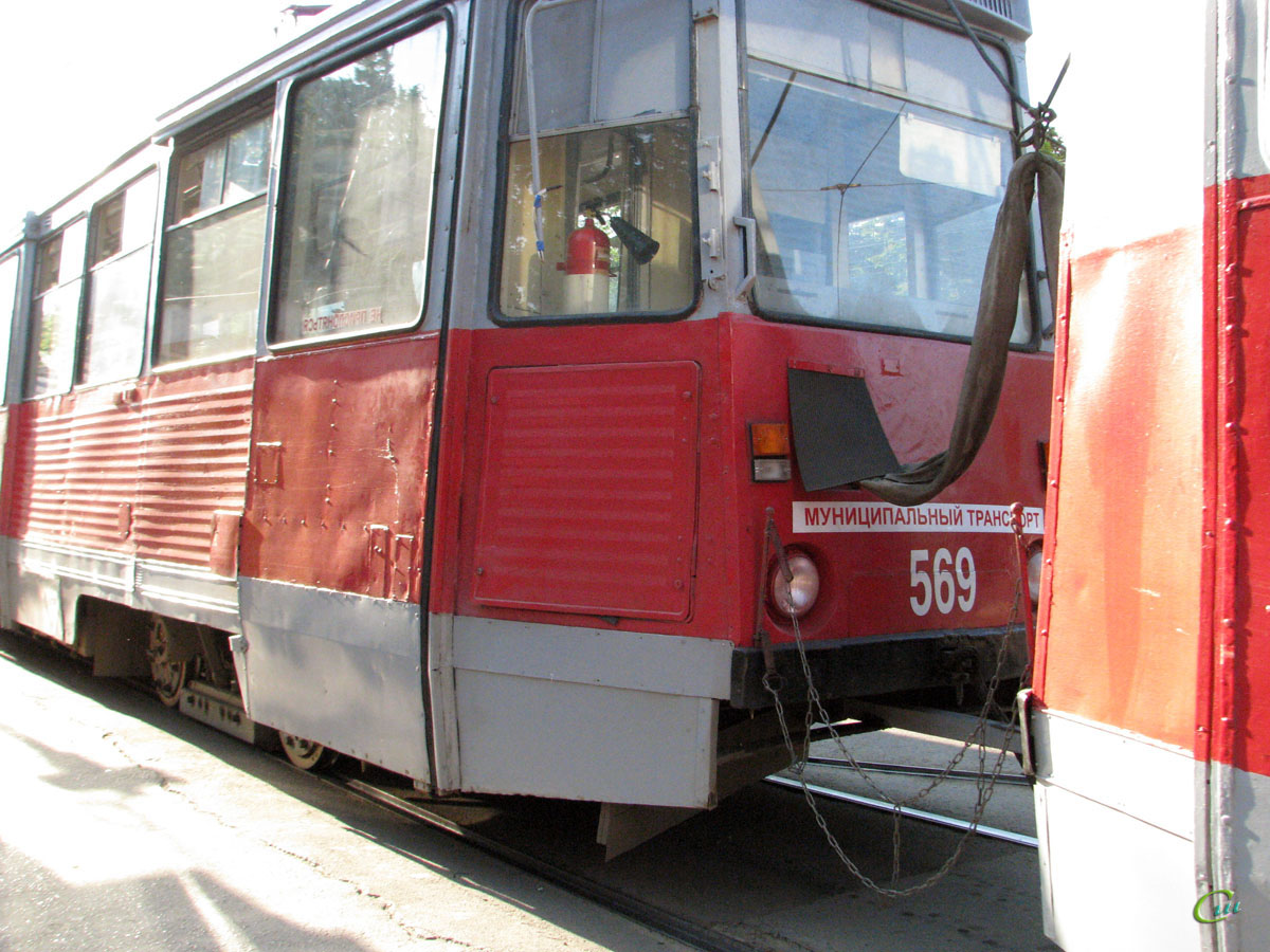 Краснодар. 71-605 (КТМ-5) №569