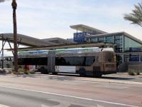 Лас-Вегас. New Flyer XN60 EX 63418