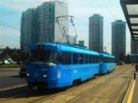 Москва. Tatra T3 (МТТА) №3345, Tatra T3 (МТТА) №3348