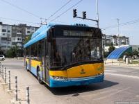 София. Троллейбус Škoda 27Tr Solaris № 1631, маршрут 5