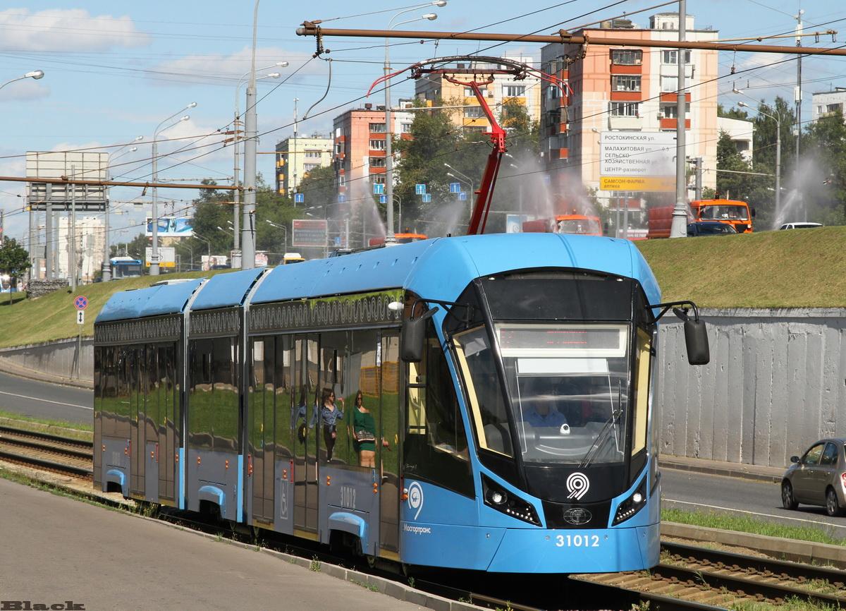 Москва. 71-931М Витязь-М №31012