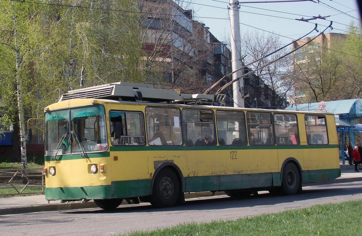 Липецкий троллейбус фотогалерея