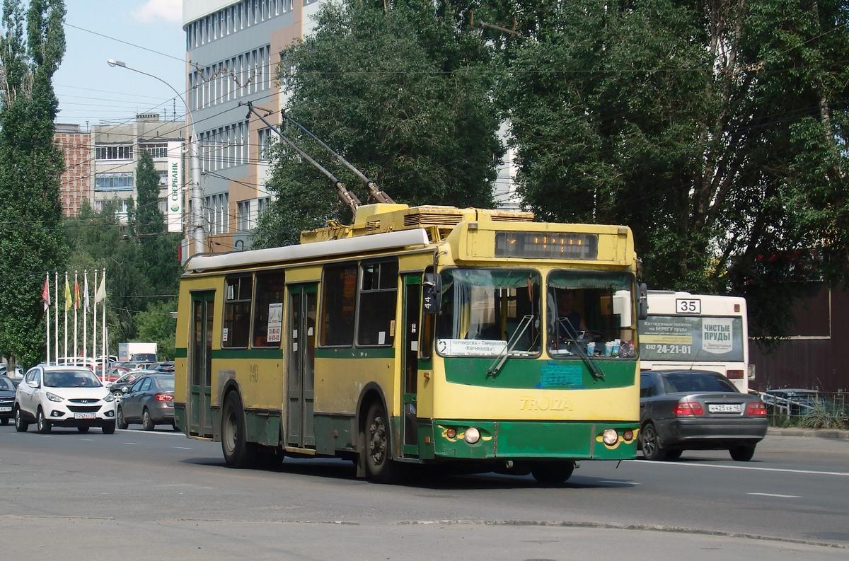 Липецк. ЗиУ-682Г-016.03 (ЗиУ-682Г0М) №140