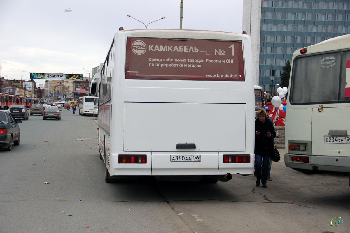 Пермь. КАвЗ-4238-02 а360аа