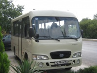 Анапа. Hyundai County SWB р379ен