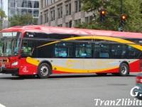 Вашингтон. New Flyer XN40 B 50218