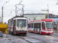 Санкт-Петербург. ЛВС-86К №3065