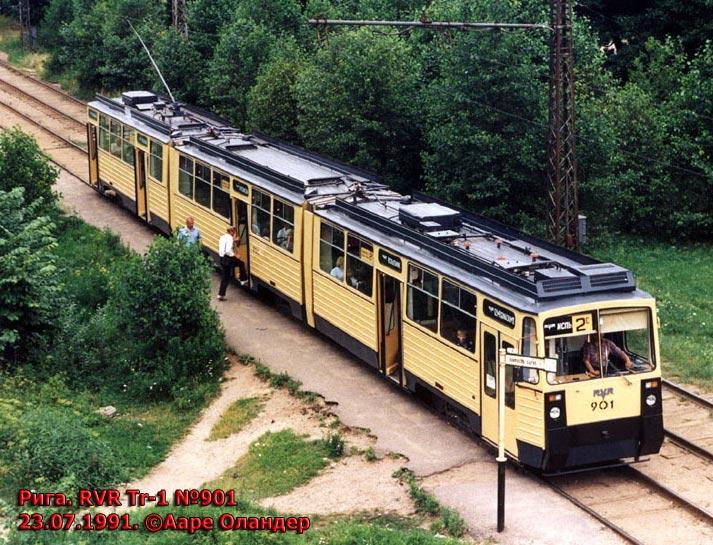 Рига. TR1 (71-277) №901