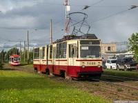 Санкт-Петербург. ЛВС-86К №7030