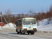 Амурск. Автобус ПАЗ-3205-110 № 135 (А 244 АС 27), маршрут 4