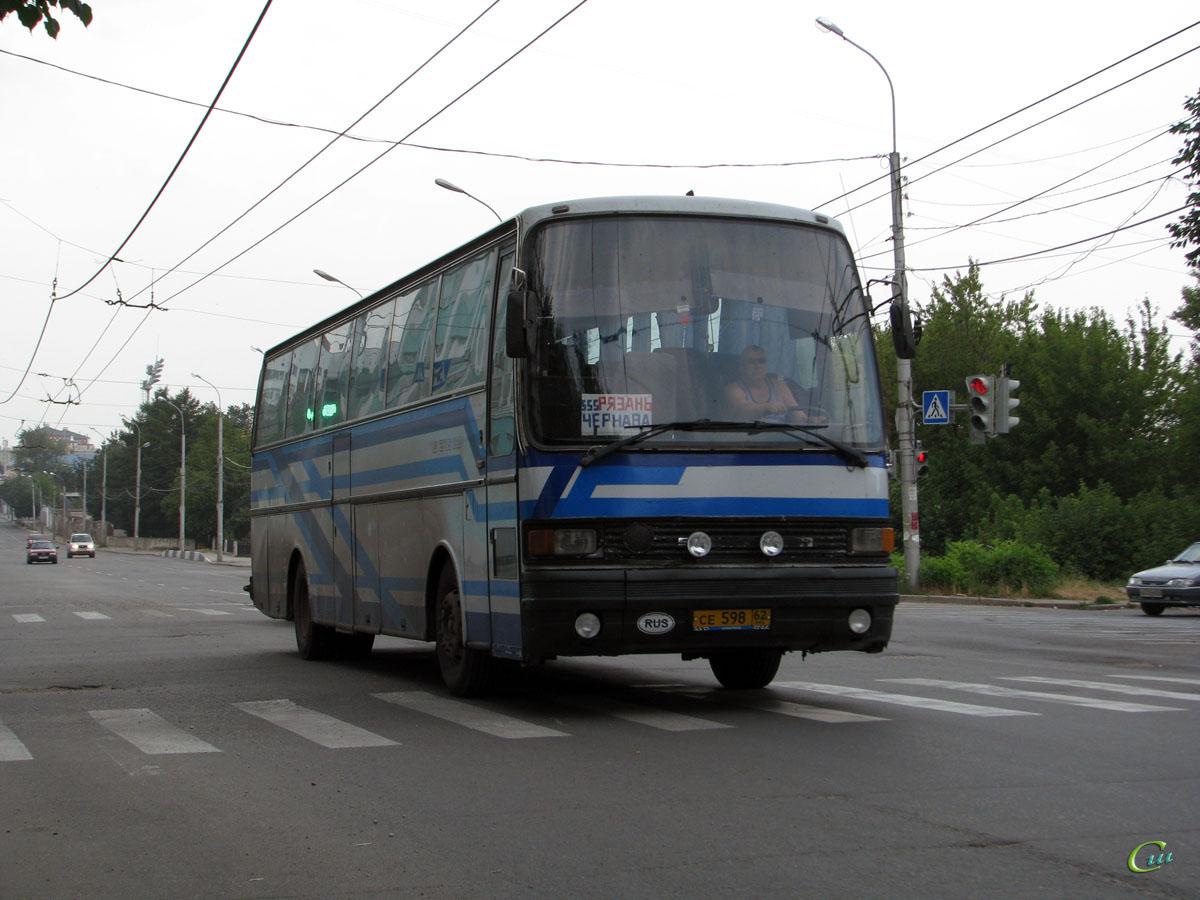 Рязань. Setra S215HD се598