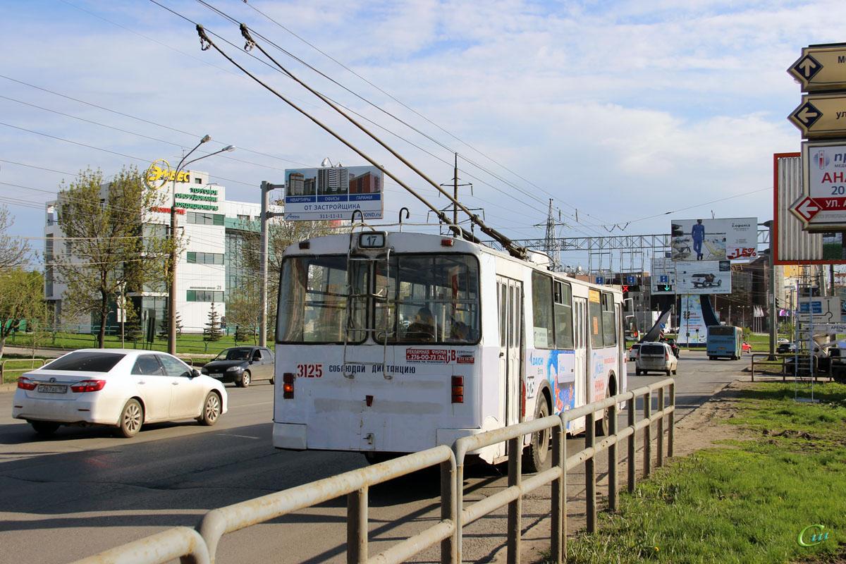 Самара. ЗиУ-682В-012 (ЗиУ-682В0А) №3125