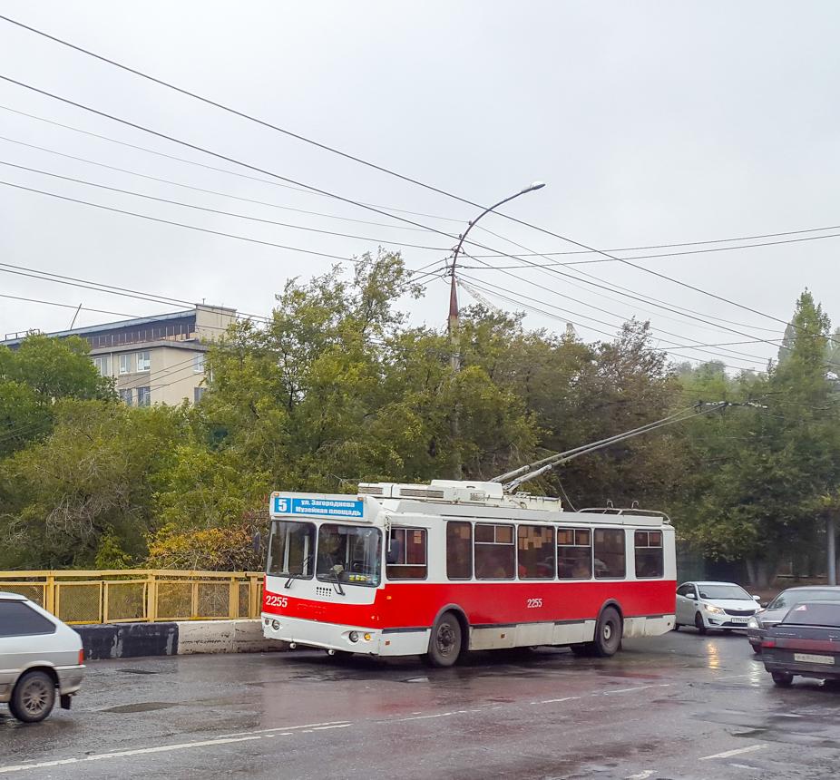 Саратов. ЗиУ-682Г-016.02 (ЗиУ-682Г0М) №2255
