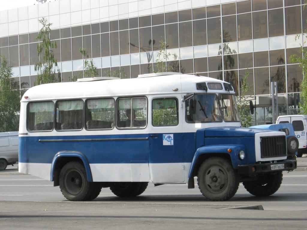 Курган. КАвЗ-3976 в897ве
