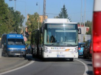 Табор. Irisbus Citelis 18M CNG 7C0 9814