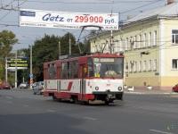 Тула. Tatra T6B5 (Tatra T3M) №301