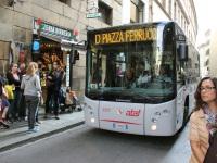 Флоренция. BredaMenarinibus Vivacity+ C CNG Exobus EZ 836CF