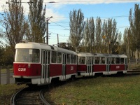 Кривой Рог. Tatra T3SU №028, Tatra T3SU №029