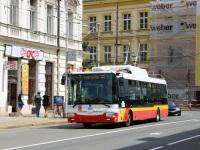 Градец-Кралове. Škoda 30Tr SOR №21