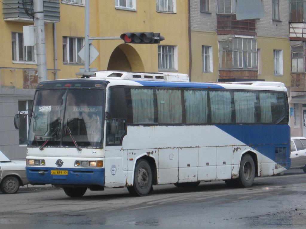Курган. SsangYong TransStar аа869