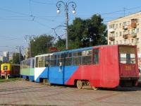 Хабаровск. 71-608КМ (КТМ-8М) №398, 71-608К (КТМ-8) №308