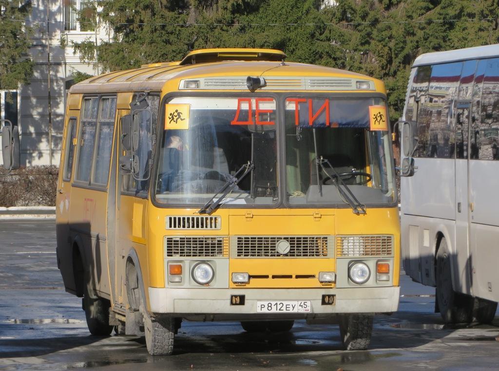 Курган. ПАЗ-32053-70 р812еу