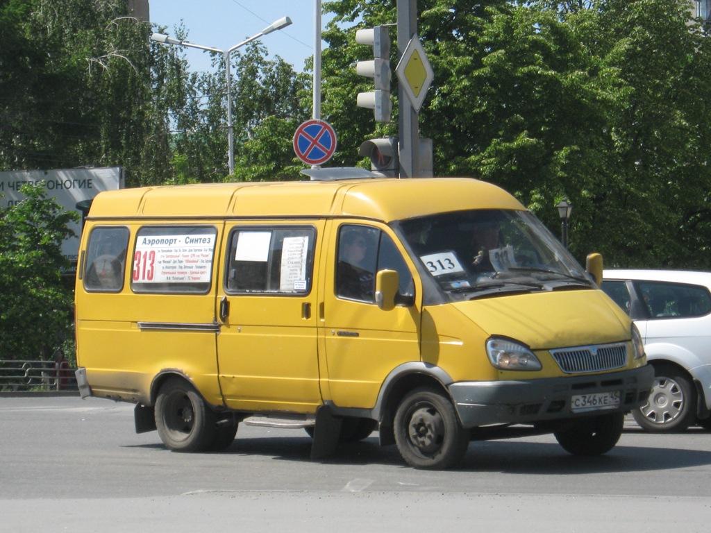Курган. ГАЗель (все модификации) с346ке