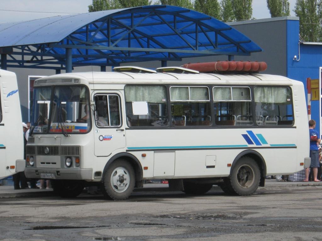 Шадринск. ПАЗ-32053 е661кх