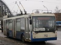 Москва. ТролЗа-5265.00 Мегаполис №7112