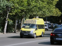 Тбилиси. Avestark (Ford Transit) TMB-889