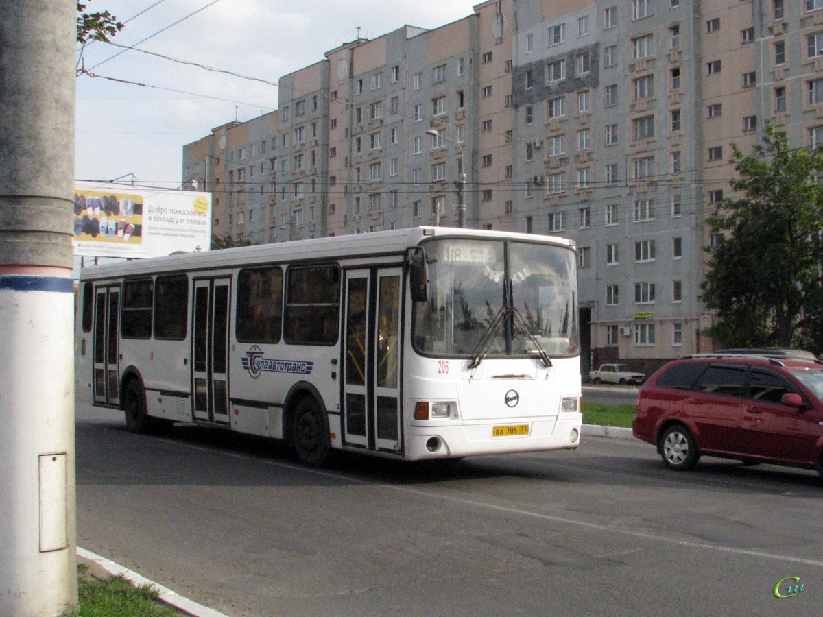 Тула. ЛиАЗ-5256.36 ва786