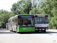 Харьков. ЛАЗ-Е301 №3216, ROCAR E217 №3021