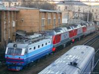 Москва. ЧС2К-837