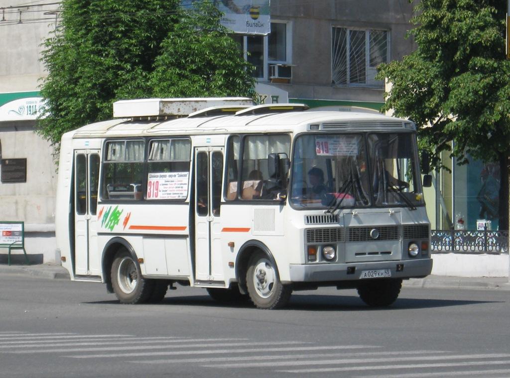 Курган. ПАЗ-32054 а029кн