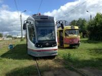 Тверь. Tatra T3SU №310, 71-911 City Star №004