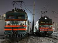 Москва. ВЛ11-681, ВЛ11-697