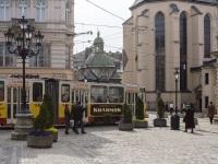 Львов. Tatra KT4SU №1142