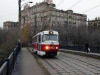 Москва. Tatra T3 (МТТЧ) №3453