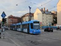 Мюнхен. Adtranz R3.3 №2206