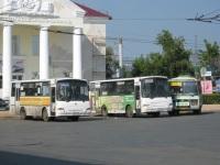 Курган. ПАЗ-4230-03 е537ет, ПАЗ-4230-03 с577ет, ПАЗ-32054 ав753