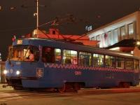 Москва. Tatra T3 (МТТЧ) №1391