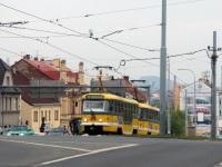 Пльзень. Tatra T3R.PLF №324