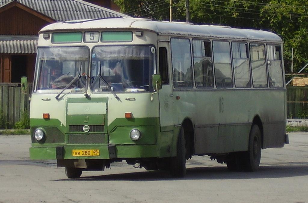 Шадринск. ЛиАЗ-677М ав280