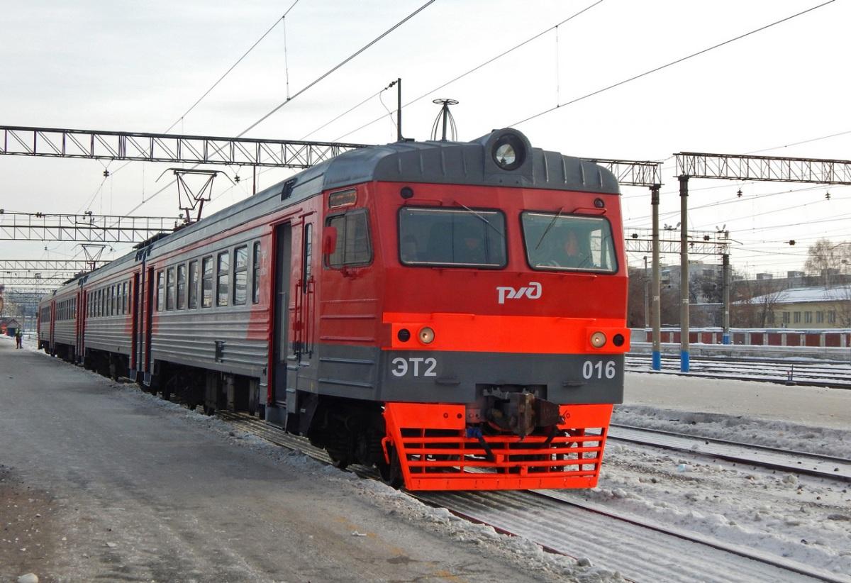 Тюмень. ЭТ2-016