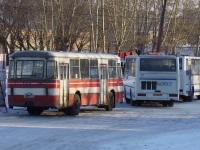 Курган. ЛиАЗ-677М р893ат, ПАЗ-4230-03 аа960